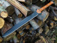 the-gentleman-monster:    Busse Combat Knife Company - Gladius Combat Grade  Busse Combat Knife Company - Gladius Combat Grade