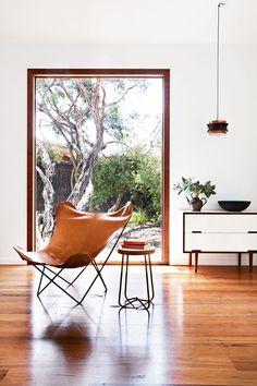 Бабочка стул-изображение на Armelle Хабиб для Inside Out через Desire вдохновлять