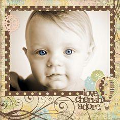 Baby Steps_12x12 Sample - 800