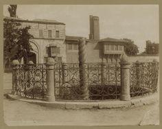 Yılanlı Sütun Abdullah Fréres fotoğrafı 1880-1900 LOC Arşivi