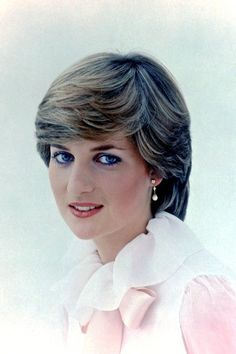 Lady Diana Spencer~~official engagement portrait.  One of my favorites...she looked so sweet, innocent and lovely....a princess made to order.  Bless her forever!