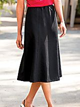 Bend Over Equestrian-Style Skirt   Blair