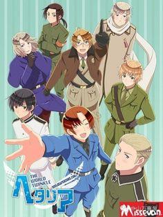 Hetalia: The World Twinkle Episodes 480p 20MB MKV  #HetaliaTheWorldTwinkle  #Soulreaperzone  #Anime