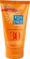 Kiss My Face Sun Screen Oat Protein Complex 30