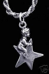 1922 nursery rhyme twinkle little star charm silver Real Sterling silver 925 pendant Charm jewelryLike this item find it at https://www.etsy.com/shop/princeofdiamonds