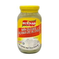Buenas Coconut Gel in Syrup (White) 340g