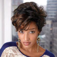 New Short Hair Styles for Black Women