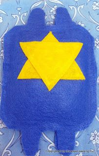 Shavuot activities and crafts