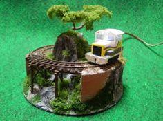 ミニ森林鉄道