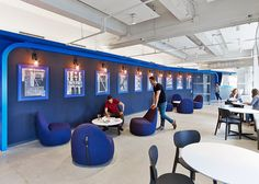 LinkedIn-offices-New-York-by-IA-Interior-Cool Office