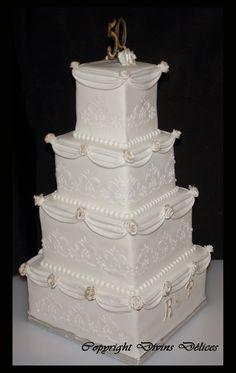 G teau 25e anniversaire de mariage id es pour la maison for Robes pour la 50e anniversaire de mariage