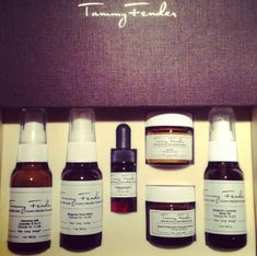 A Model Recommends - Tammy Fender Skincare Review #CultBeauty