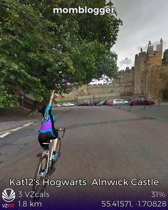 #VZfit ride from Alnwick, England Alnwick Castle, Hogwarts, England, Explore, English, British, United Kingdom, Exploring