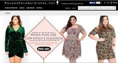 Conheça a melhor vitrine virtual de roupas plus size no Brasil