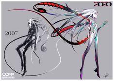 Fantasy Character Design, Character Design Inspiration, Character Concept, Character Art, Monster Characters, Fantasy Characters, Anime Characters, Alien Concept Art, Fantasy Monster
