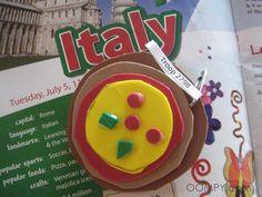 Italy -pizza swap