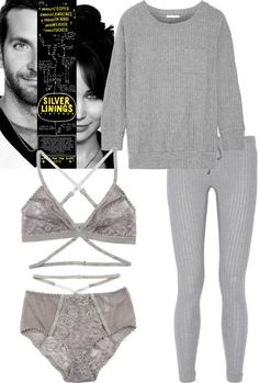Your guide to the ultimate Netflix and chill wardrobe with the sexiest lingerie and coziest sleepwear: