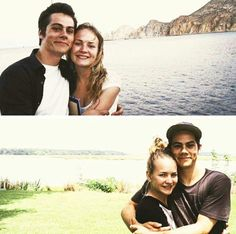 Britt Robertson and Dylan O'Brien ♡