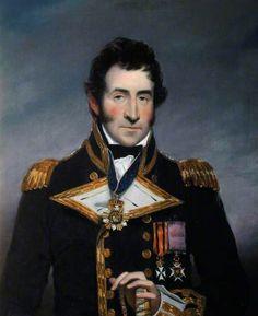 Captain John Coode (d.1858), CB