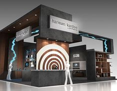 "Check out new work on my @Behance portfolio: ""HARMAN Booth"" http://be.net/gallery/61055475/HARMAN-Booth"
