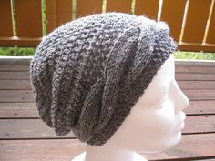 love this hat; free pattern