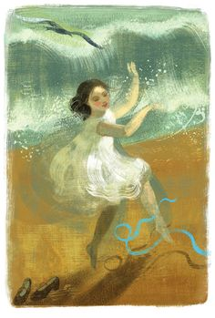 """ISADORA DUNCAN""(Anna Elena = Balbusso Illustrators - Books)"