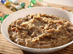 How to make Adrak ka Halwa? -Ginger and whole wheat flour halwa.