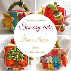 Crochet Baby Toys, Crochet Toddler, Crochet Geek, Crochet Crafts, Crochet Projects, Free Crochet, Beginner Crochet, Easy Crochet, Free Knitting
