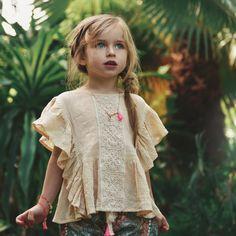 shopminikin - Louise Misha Top Brune, Beige (http://www.shopminikin.com/louise-misha-top-brune-beige/)