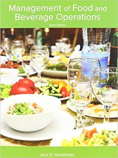 Introduction to hospitality 7th edition by john r walker http amazon management of food and beverage operations 9780866124775 jack d fandeluxe Choice Image
