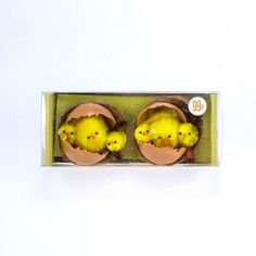 Food ireland flake standard egg 153g 54oz 1009 easter easter chicks in basket perfect for decorating your easter bonnet for our beautiful bonnet competition negle Images