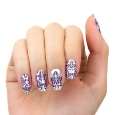 Color Street Nail Polish Strips Will Add Pixie Dust To Your Nails Disney Inspired Nails, Disney Nails, Nail Polish Strips, Color Street Nails, Nail Bar, Accent Nails, Beauty Supply, Silver Glitter, You Nailed It