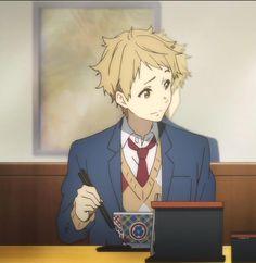 Akihito Kanbara | Kyoukai no Kanata Couples Images, Couples In Love, Hot Anime Boy, Anime Guys, Noragami, Tamako Love Story, Picture Icon, Fanart, Best Icons