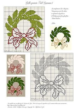 Free Christmas Cross Stitch Patterns | Cross My Christmas (Christmas Cross Stitch Patterns)