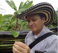 A tour in the Coffee Triangle in Colombia.