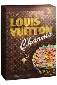 ~ Living a Beautiful Life ~ Cereal Couture - Louis Vuitton Charms