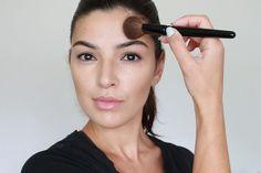 How to Apply Contour Makeup   eHow