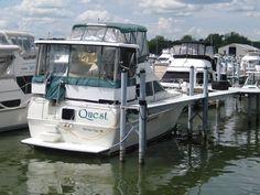 Used 1994 Silverton 34 Motor Yacht, Harrison Township, Mi - 48045 - BoatTrader.com