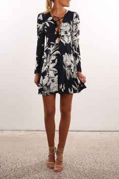 New Sensation Dress | Women's | Jean Jail