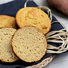 Paleo Sweet Potato Buns {nut-free} - Paleo Fondue