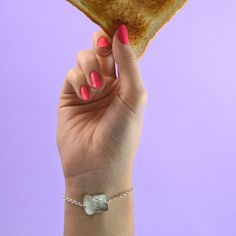 Tilley's Toast Bracelet