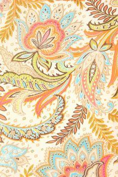 Yummy paisley prints