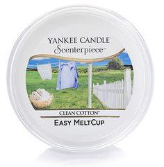 Coton frais - Easy MeltCup - Cire parfumée Boutique Yankee Candle