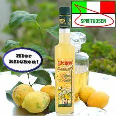 Als Grundlage dient die Sorrento-Zitrone. Hier klicken: http://blogde.rohinie.com/2013/02/grappa/ #Italien #Grappa #Spirituosen #Likoere #Cremelikoere #Kraeuterlikoere #Fruchtlikoere