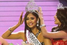 Congratulations to the most beautiful girl in the universe! Miss Philippine Pia Wurtzbach crowned as the Miss Universe 2015 held Monday (Sunday, US time) at Planet Hollywood in Las Vegas, United States. Miss Philippines, Miss Univers Philippines, Miss Univers 2015, Beautiful Young Lady, The Most Beautiful Girl, Planet Hollywood, Miss America, Miss World, Beauty Pageant