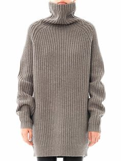 Haider Ackermann Oversized wool sweater