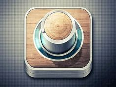 icon, app, design, mobile, detail, highly