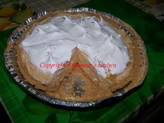 Easy Peanutbutter Pie...No bake.            I cup peanutbutter    8oz. cream cheese                       2cups powdered sugar.                        Cool Whip                1 Grahm Cracker crust                          Mix well pour in crust top with whip  Refridgerate