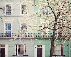 I Love London in the Springtime