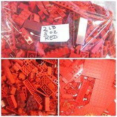 2.5 lbs Bulk Mixed Lego's $23.80